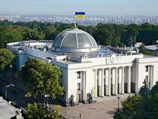 В Раде Украины зарегистрировали законопроект «О медиа»