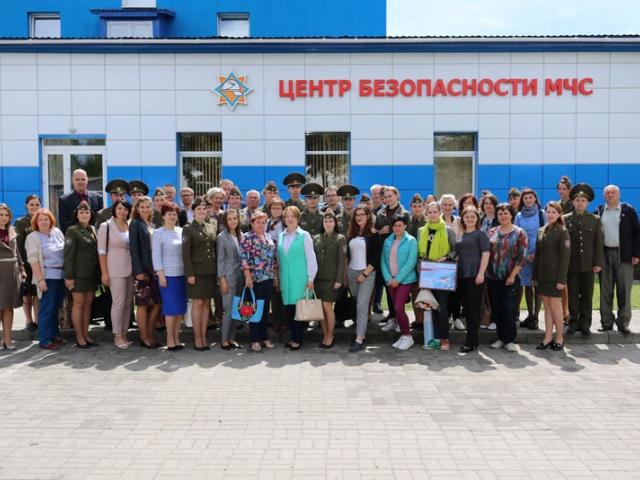 Проект «Вместе за безопасность жизни» – победитель областного конкурса СМИ