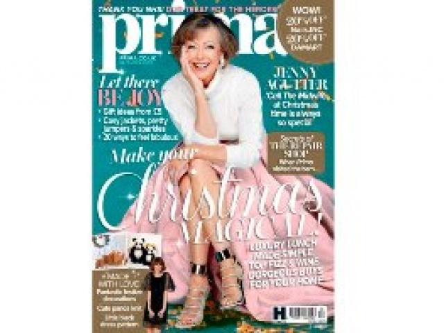 Женский журнал Prima в Великобритании объявил об увеличении печатного тиража