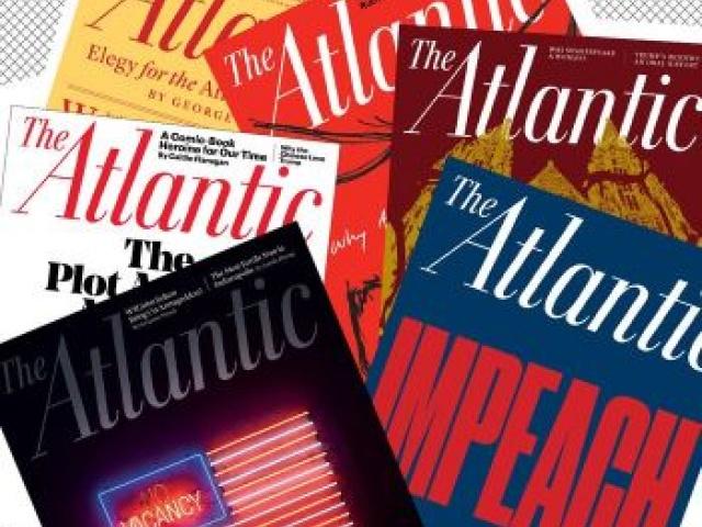 У The Atlantic новый генеральный директор