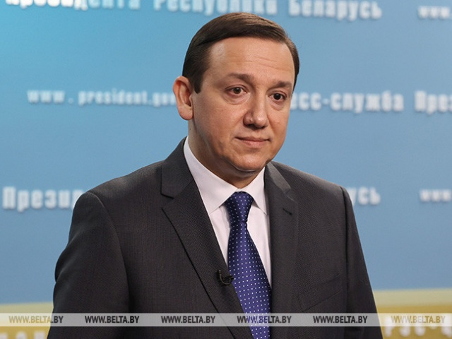 Владимир Перцов: свобода слова и СМИ в Беларуси не будет нарушена