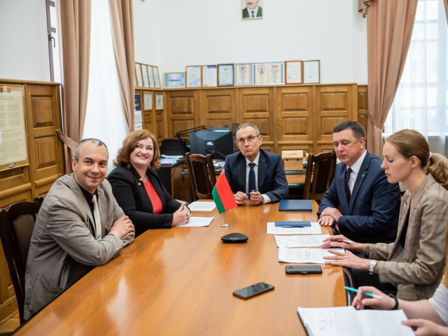 Факультет журналистики БГУ стал членом Центра евразийских медиаисследований МГУ имени М.В. Ломоносова