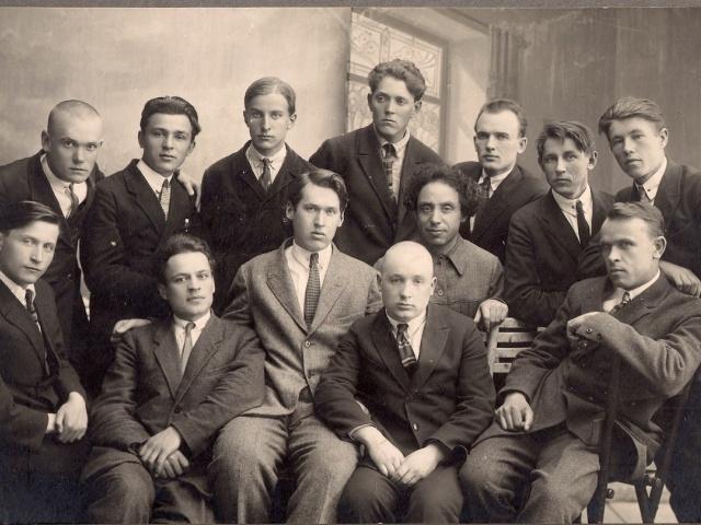 К 95-летию литературно-художественного объединения «Узвышша»